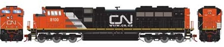CNR SD70ACe
