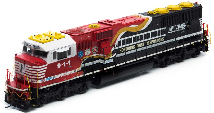 NS SD70Ace First Responders Locomotive