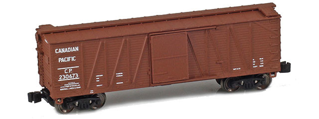 CPR Box car