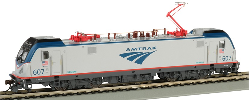 ACS-64 Electric Locomotive