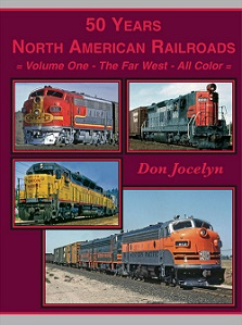 50 years of NA Railroads