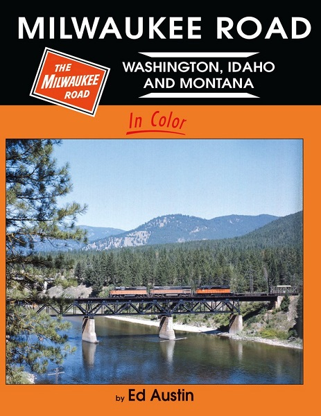Milwaukee Road in WA IH MN