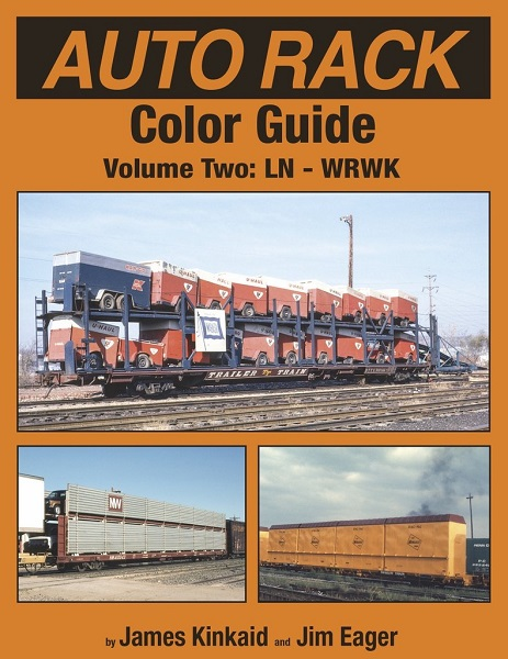Auto Rack Colour Guide Vol 2