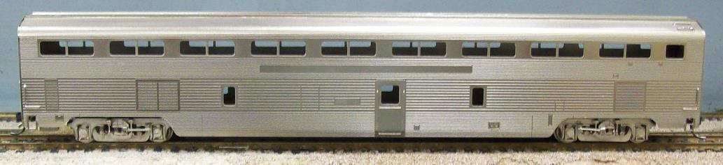 Atchison, Topeka & Santa Fe - Santa Fe Hi-Level Chair Car 700 Series