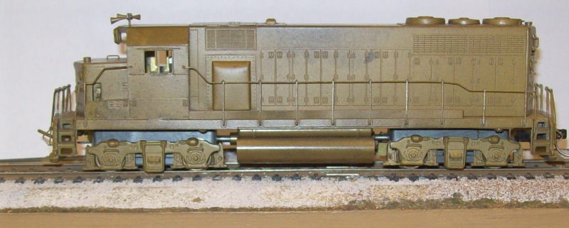 Undecorated - EMD GP35
