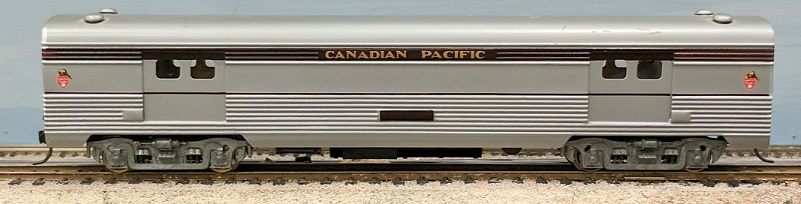 Canadian Pacific Railway - CPR Budd Car Baggage - Shorty