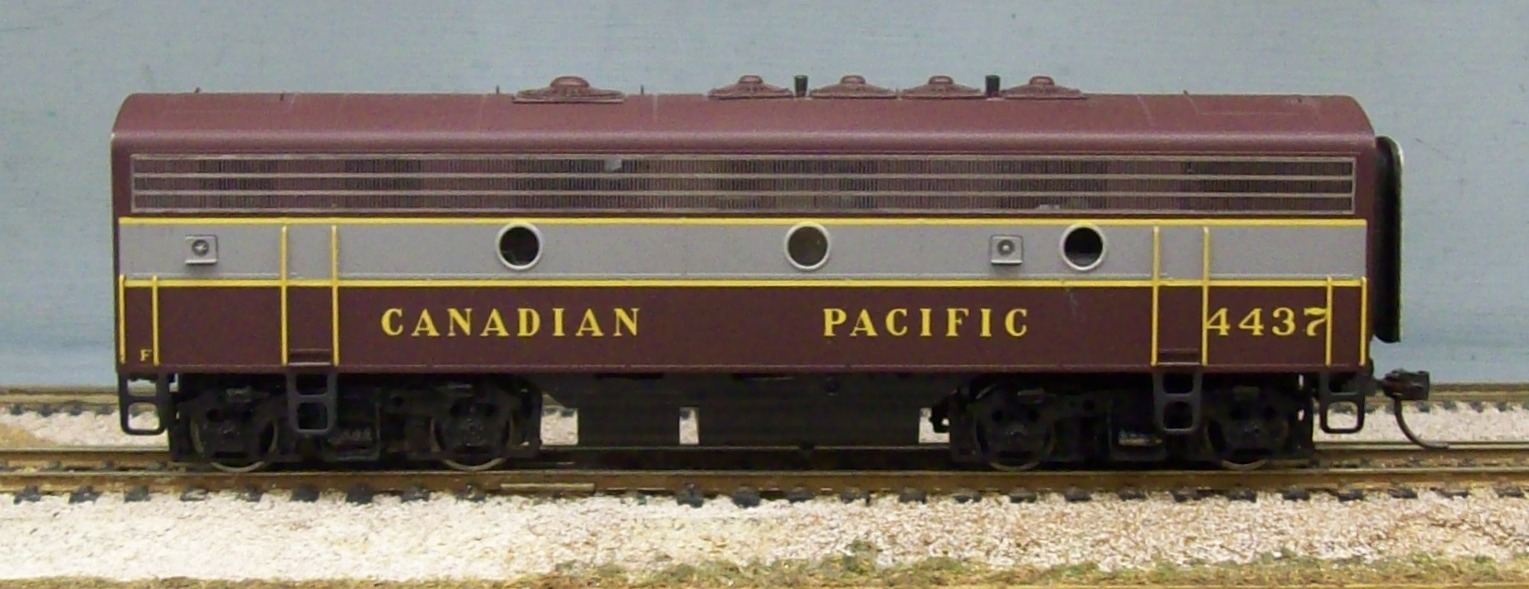 Canadian Pacific Railway - Canadian Pacific Railway F7B -