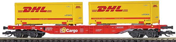 Flat car w