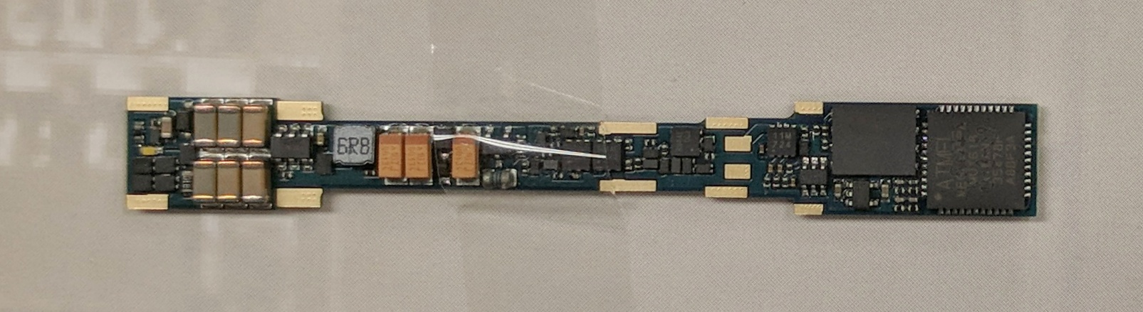 N-Scale Sound Decoder