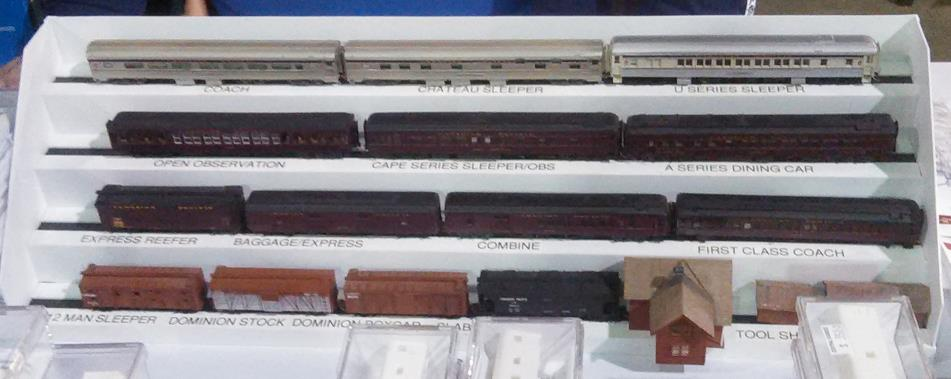 Geoff Gooderham model display