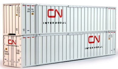 CNR 53' Containers