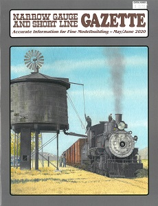 The Narrow Gauge and Short Line Gazette