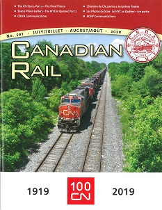 Canadian Rail