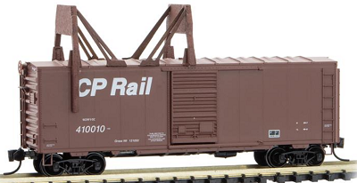 CP Rail Icicle Breaker Car