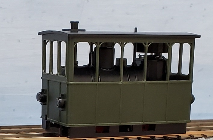 Tramway Locomotive