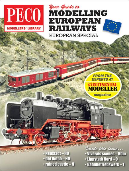 Modelline European Railways