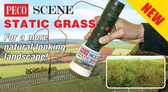 Peco Static Grass Applicator