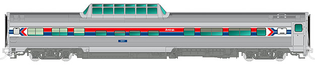 Amtrak Phase I