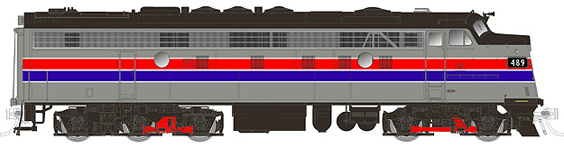 Amtrak (phase III) FL9