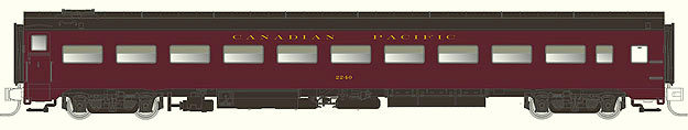 Canadian Pacific Coach