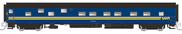 VIA Rail Canada Duplex Sleeper