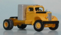 1940-58 WHITE SUPER POWER BOX SLEEPER