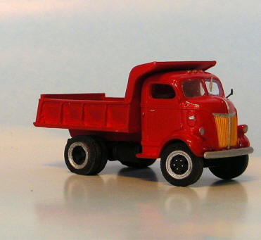 1941-47 FORD COE W/DUMP BODY