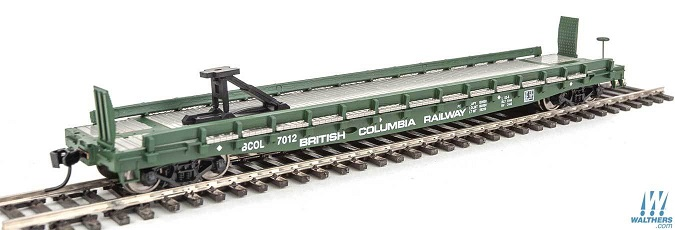 BCR Piggy back Flat Car