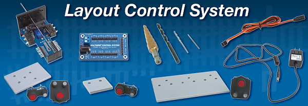 Walthers Layout Control System